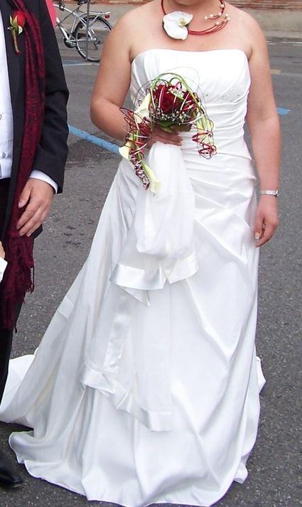 Robe de mariée d'occasion Albi Mariage taille 42/44