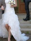 Robe tuileries illi tulle comme neuve - Occasion du Mariage