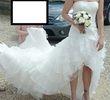 Robe de mariée d'occasion tuileries illi tulle comme neuve et pas cher en 2012