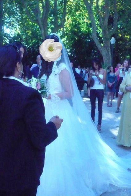 Robe de mariée Pronovias Jenny Collection You d'occasion