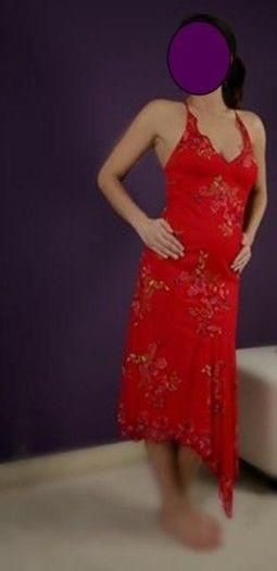Robe de soirée rouge de Pachu Alarcon pas cher d'occasion 2012 - Lorraine - Moselle - Occasion du Mariage