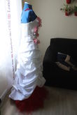 robe de mariée - créatrice de mode. - Indre