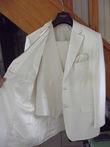 Costume ivoire Collection ADIMO ceremonia  - Occasion du Mariage