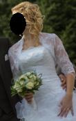 Robe de mariée Elvire et son boléro en dentelle T36  - Occasion du Mariage