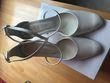 2 paires de chaussures ivoire - Occasion du Mariage