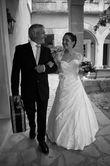 Robe Linéa Raffaelli - taille 36 - 1,60m - Occasion du Mariage