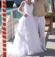 Robe de mariée unique t36 avec jupon - Occasion du Mariage