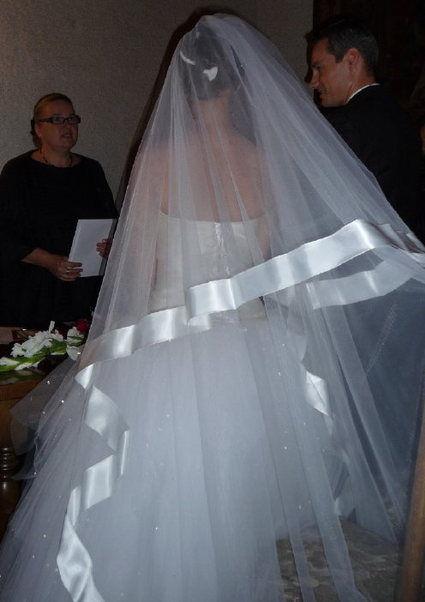 Robe de mariée d'occasion Max Chaoul à Lyon