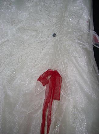 Robe de mariage enfant d'occasion et pas cher 2012 - Occasion du mariage
