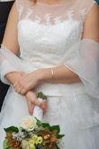 Robe de mariée d'occasion Marque Orea Sposa, modèle L758
