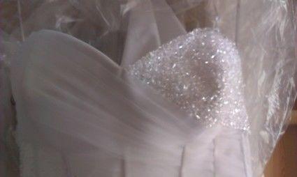 Robe de mariee 38 - Iris Mirella - Occasion du Mariage