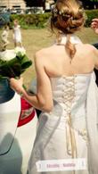 Robe de mariée Elsa Gary - Charente Maritime