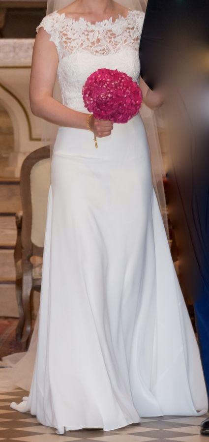 Robe de mariée Tacey - Pronovias 2016 - Paris
