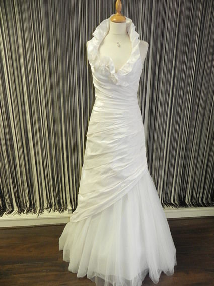 Robe de mariage NC1643 d'occasion couleur champagne