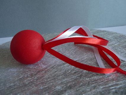 Décoration mariage rouge et blanc - Garonne (Haute)