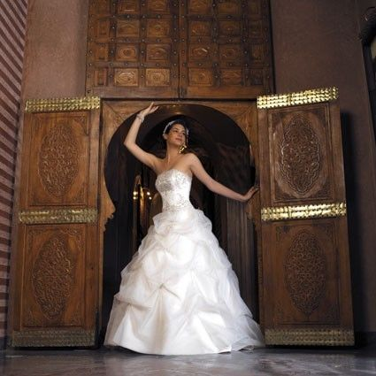 Robe de mariée pas cher Miss Kelly modèle Essaouira T38/40 - Occasion du Mariage