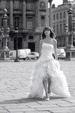 Robe Cymbeline Halissia courte-longue - Occasion du Mariage