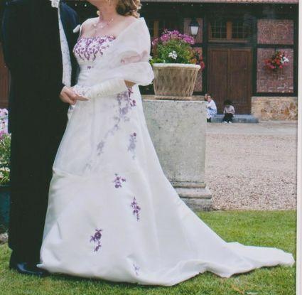 Robe Bella Sublissima Serria - Eure