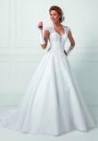 robe de mariée romantique - Occasion du Mariage