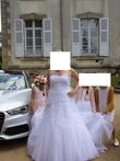 Robe de mariée modèle Nicole - Occasion du Mariage