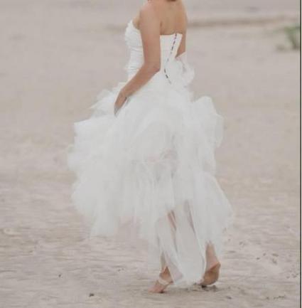 Robe de mariée pas cher Cymbelline duo 2012 - Occasion du mariage