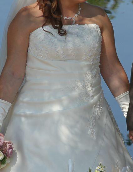 Robe de mariée Tomy Prestige - Charente Maritime