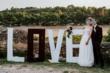 lettre LOVE en Bois Géantes - Occasion du Mariage