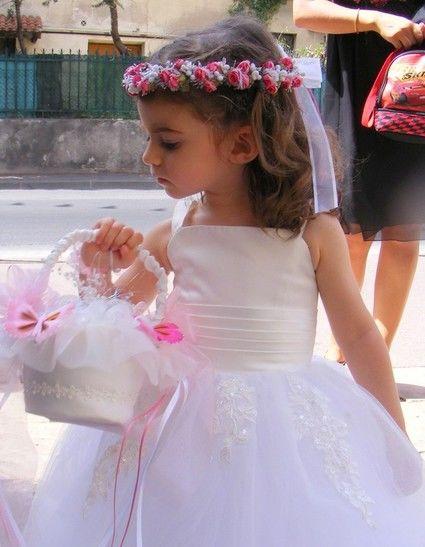 grande vente ab6e3 a5a1b Robe de mariage fille 2 ans – Modèles populaires de robes