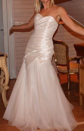 Robe de mariée Pronuptia neuve T38 pas cher d'occasion 2012 - Ile de France - Paris - Occasion du Mariage