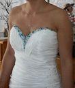 Robe de mariée originale modèle Bagdad de chez Point mariage