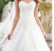 Robe de mariée dentelle NEUVE et ses accessoires - Paris