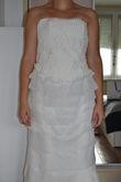 robe de mariée taille 40/42 jamais portée - Occasion du Mariage