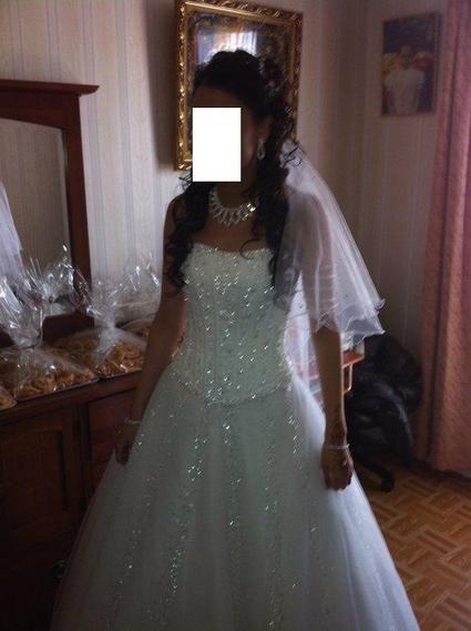 Location Robe de mariée pas cher Demetrios 939 - Occasion du mariage