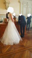 Robe de mariée modulable - Occasion du Mariage