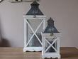 Lanternes décoratives avec bougies - Occasion du Mariage