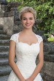 Robe de mariée bustier Sincerity Excellent état - Occasion du Mariage