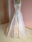 Robe de mariée - Dos croisé - Occasion du Mariage