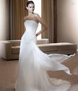 À SAISIR  Robe de mariée PRONOVIAS comme neuve avec voile - Occasion du Mariage