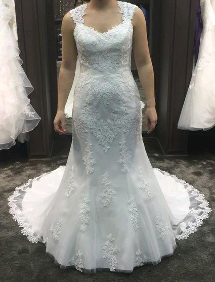 Robe de mariée Elégance mariage - Landes