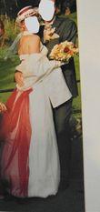 robe mariée bustier + jupe T 38 - Occasion du Mariage