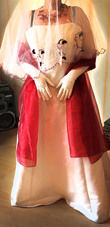 Robe de mariée pas cher + tout les accessoires originale 2012 - Occasion du mariage