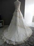 Robe de mariée pas cher, neuve ivoire et champagne T.36/40 - Occasion du mariage
