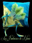 Coussins pour alliances de mariée pas cher en 2012 - Occasion du Mariage