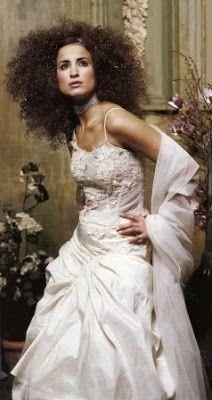 Robe de mariée Mathyro, jupe et corsage à lacets + traine d'occasion
