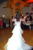 Robe de mariée couleur champagne - Occasion du Mariage