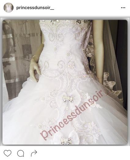 Sublime robe de mariée à louer - Val de Marne