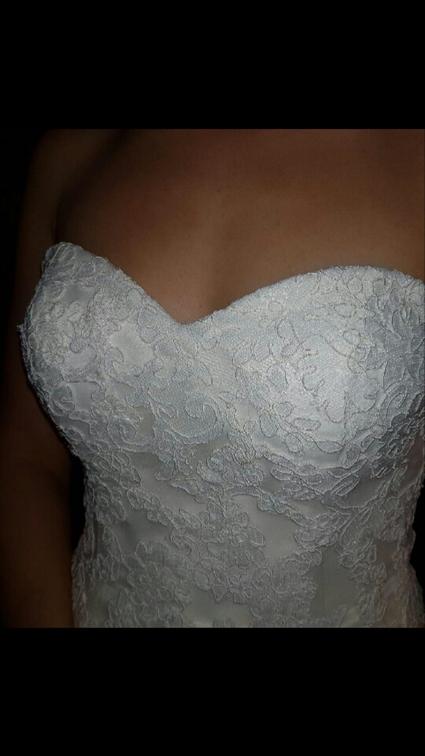 Robe de mariée NEUVE et accessoires  - Hauts de Seine