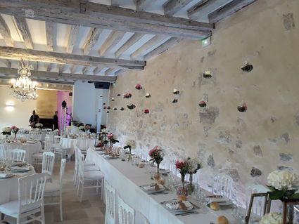 Lot complet decoration mariage thème Sciences Champetre chic - Essonne