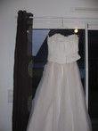 Robe de mariée 2012 avec un bustier Taille 38/40