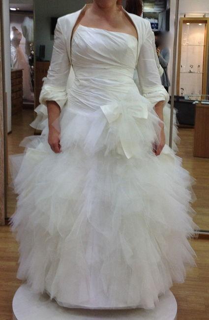 Robe de mariee cymbeline, modèle Fanvette (Espéra) d'occasion